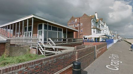 The new distillery will be housed within Beach Lodge in Aldeburgh Picture: GOOGLE MAPS