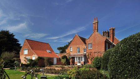 Go behind the scenes at The Red House, Benjamin Britten's home at Aldeburgh during the Heritage Open