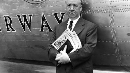 British film director Alfred Hitchcock who used his film Psycho to help bring about the downfall of