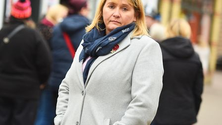Corrie's mother Nicola Urquhart has said the human remains found in Sudbury are not her son's Pictur