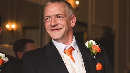 Ricky Bond, from Mildenhall, passed away on Tuesday, August 18 after being diagnosed with lung cance