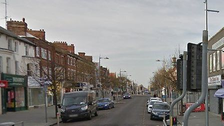 A ban on street drinking and begging in Clacton town centre has been extended Picture: GOOGLE MAPS
