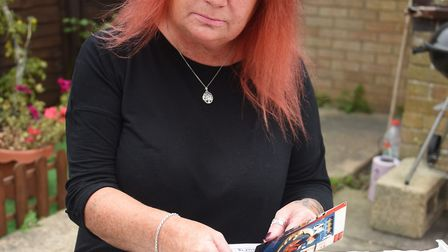 June Bayley, of Fordham, fighting to find out what happened to her son, Ben Mallia's organs after hi