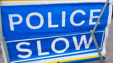 Police are warning motorists to expect delays as an abnormal load takes to the road in Suffolk. Pict