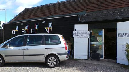 Adullam�s Cave is celebrating its 20th year in business Picture: Colin Flack