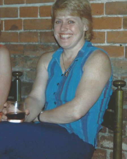 Julie Moody pictured in 1998 Picture: COURTESY OF MOODY FAMILY