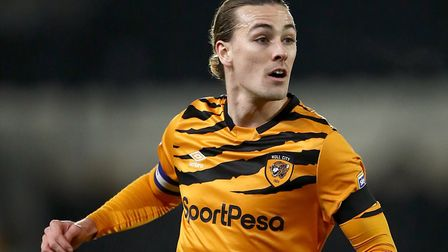Jackson Irvine was one of several key players who left Hull City at the end of their contracts. Phot