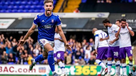 Ipswich Town were unable to permanently sign Luke Garbutt following his season on loan from Everyon.