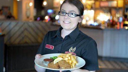 Greene King pubs across the region have been offering vegan fish & chips since 2018 Picture: Greene