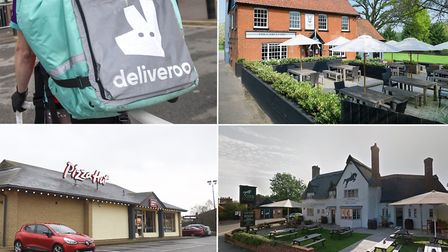Many places in Suffolk are extending their own version of the Eat Out to Help Out scheme. Picture: A