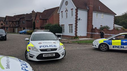 The teenage victim is a pupil in Year 11 at Kesgrave High School and is being treated at Addenbrooke