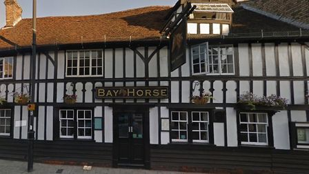 The Bay Horse in Moulsham Street, Chelmsford Picture: GOOGLE MAPS