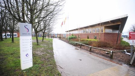 Samuel Ward Academy in Haverhill, Suffolk, is closed today due to five staff members testing positiv