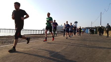 Felixstowe parkrun is set to return with others across the area Picture: ARCHANT