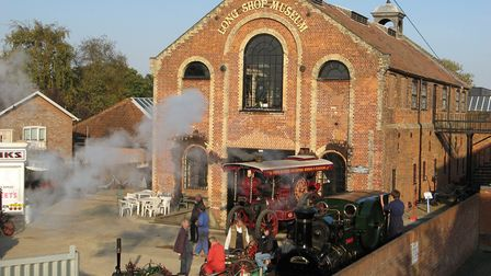 Leiston Long Shop Museum's annual Motorbike Show is scheduled for September 13 Picture: CONTRIBUTED