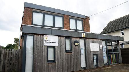 Chatterbox Centre in Ipswich will close under plans to change Suffolk children's centre. Picture: