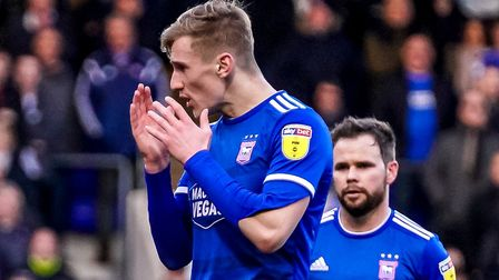Wantaway midfielder Flynn Downes has been told to 'clear his head' by Ipswich Town manager Paul Lamb