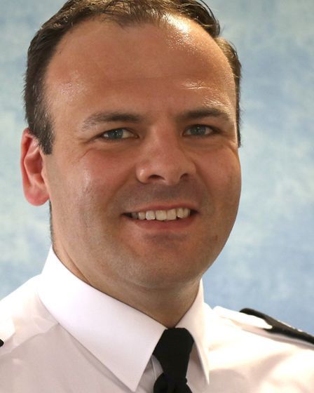 Inspector Matt Paisley is urging people to come forward with information to help them tackle boy rac