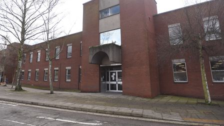 Connor Higgins entered no plea to the charges at Suffolk Magistrates' Court Picture: ARCHANT