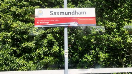 East Suffolk Line trains from Ipswich will only travel as far as Saxmundham for a week at the end of