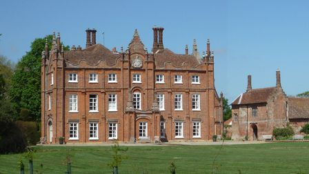 Is there a secret tunnel under Cockfield Hall in Yoxford: Picture: Wikipedia/RHaworth