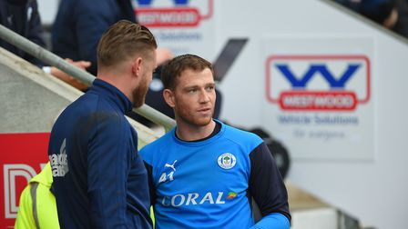 Joe Garner scored 10 goals during his time with Ipswich. Picture Pagepix