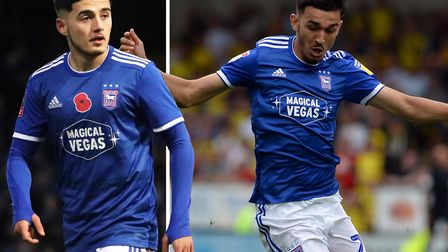Paul Lambert is keen for Armando Dobra and Idris El Mizouni to go out on loan. Picture: ARCHANT