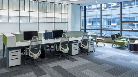 Offices have been largely empty for months, but do staff want to return? Picture: GETTY IMAGES/ISTO