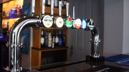 Many people remain nervous about visiting pubs and restaurants. Picture: DENISE BRADLEY
