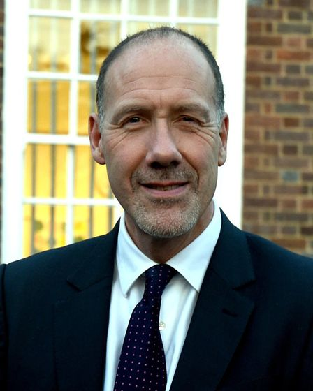 Geoff Barton, general secretary of the Association of School and College Leaders (ASCL) Picture: AND