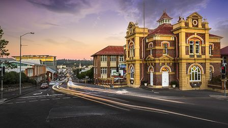 Old Bremer Tafe in Ipswich, QLD Picture: Paul Castle