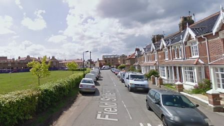 The incident took place near Field Stile Road in Southwold Picture: GOOGLE MAPS