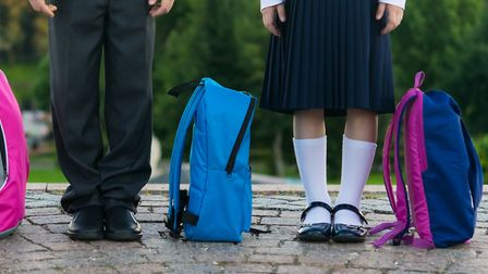 Has your child been singled out for incorrect uniform? Picture: Getty Images/iStockphoto