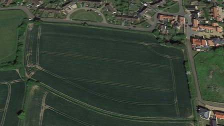 Leaper Land Promotion is seeking planning permission for up to 50 new homes in Framlingham Picture:
