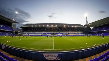 Portman Road - what will happen this season for the Blues? Photo: STEVE WALLER