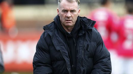 John Sheridan is close to taking on the Wigan Athletic job. Picture: PA