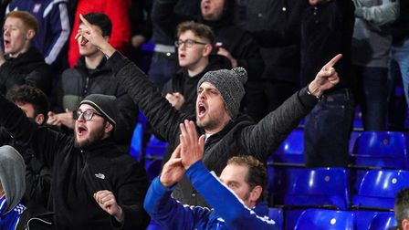Ipswich Town fans will have to wait a bit longer to return to Portman Road Picture: STEVE WALLER