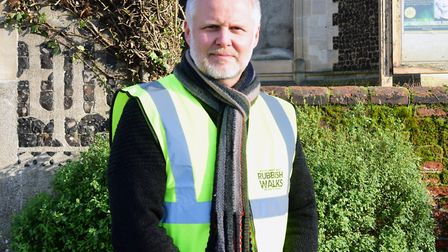 Jason has urged people to take part due to cigarette butts being the 'most common' form of pollution
