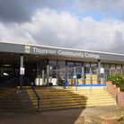 An application for a new car park and sports pitch at Thurston Community College will be debated nex