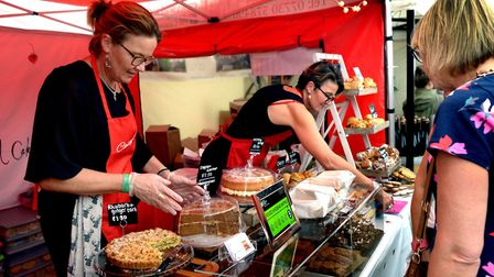 A Market Weekend replaces the regular Aldeburgh Food and Drink Festival in September 2020 with no in