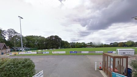 Walsham le Willows Sports Club in Summer Road Picture: GOOGLE