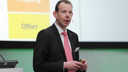 Retail boss Doug Field, who is stepping down as chair of New Anglia Local Enterprise Partnership (LE