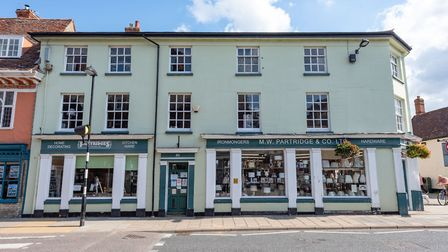 Partridges in Hadleigh, Suffolk, is for sale with Chapman Stickels for �3.4million. It has extensive