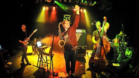Red Snapper's gig will help to raise money for threatened venues Picture: LO RECORDINGS