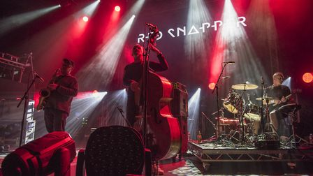 Red Snapper performing at the Shepherd's Bush Empire Picture: TOM OLDHAM