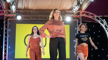 Suffolk Fashion Show has become a popular annual event - but this year it will be slightly different