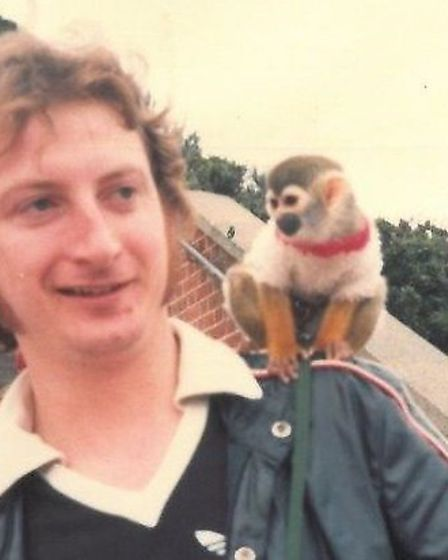 Kevin Dundon went missing in September 1980. Picture: DUNDON FAMILY