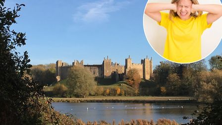 Loud noise was heard around Framlingham Picture: MICHELE DOICK/GETTY IMAGES