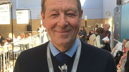 Robert Everitt, West Suffolk Council cabinet member for families and communities, said feedback demo