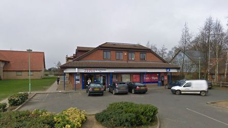 Jordan Carr, 31, has pleaded guilty to the robbery of Tesco Express on the Moreton Hall estate in Bu